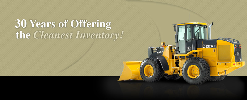 25 Years of Offering the Cleanest Inventory!